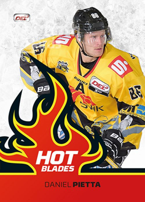 DEL 2014-15 CityPress Basic Set Hot Blades - No HB06 - Daniel Pietta