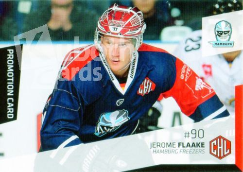 DEL 2014-15 CityPress Promotion - No 335 - Jerome Flake
