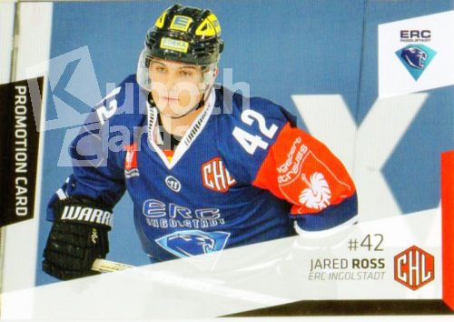 DEL 2014-15 CityPress Promotion - No 364 - Jared Ross