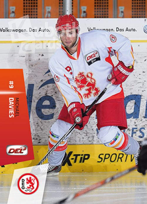 DEL 2014-15 CityPress - No 048 - Michael Davies