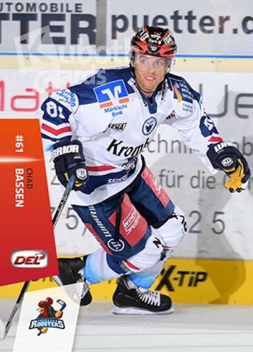 DEL 2014-15 CityPress - No 101 - Chad Bassen