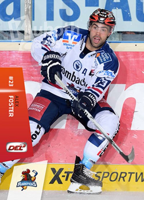 DEL 2014-15 CityPress - No 104 - Alex Foster