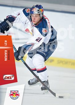 DEL 2014-15 CityPress - No 185 - Dominik Kahun