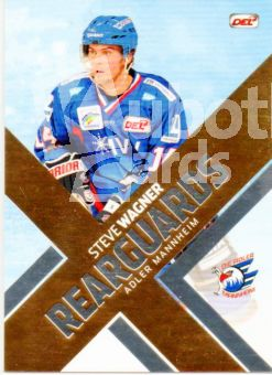 DEL 2011 / 12 CityPress Rearguards - No RG10 - Wagner