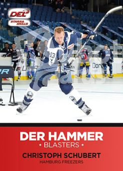 DEL 2015-16 Citypress Basic Der Hammer - No BL04 - Christoph Schubert