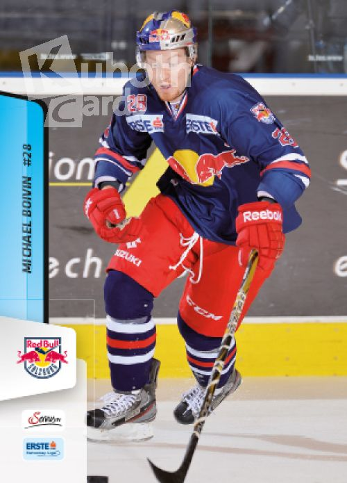 EBEL 2013-14 Citypress - No 244 - Michael Boivin