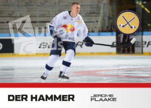 DEL 2016 - 17 Citypress Basic Der Hammer - No HM10 - Jerome Flaake
