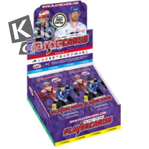 DEL 2017-18 Citypress Serie 1 - 1 Box