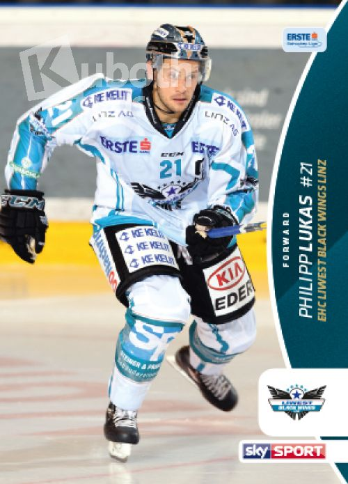 EBEL 2016-17 CityPress - No 036 - Philipp Lukas