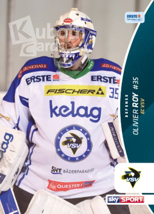 EBEL 2016-17 CityPress - No 043 - Olivier Roy