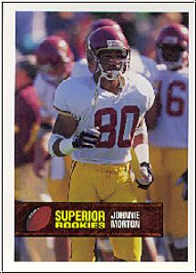 NFL 1994 Superior Rookies - No 20 - Johnnie Morton