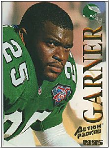 NFL 1995 Action Packed - No 111 - Charlie Garner
