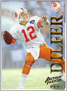 NFL 1995 Action Packed - No 55 - Trent Dilfer