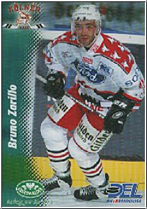 DEL 1999 / 00 No 109 - Bruno Zarrillo