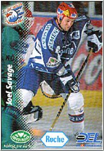 DEL 1999 / 00 No 11 - Joel Savage