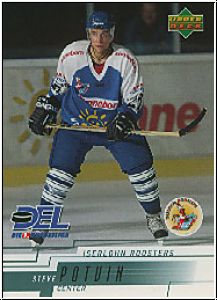 DEL 2000 / 01 Upper Deck - No 114 - Steve Potvin