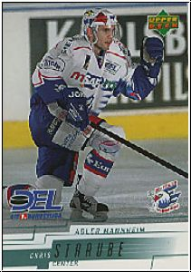 DEL 2000 / 01 Upper Deck - No 12 - Chris Straube