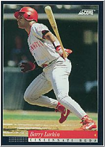 1994 Score - Barry Larkin