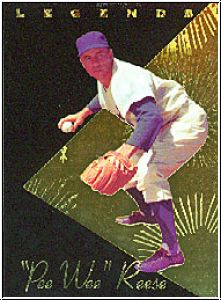 1994 Signature Rookies Gold Standard Legends - Pee Wee Reese