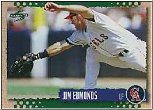 1995 Score - No 253 - Jim Edmonds