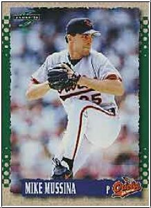 1995 Score - No 415 - Mike Mussina