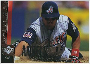 MLB 1998 Upper Deck - No 290 - Tim Salmon