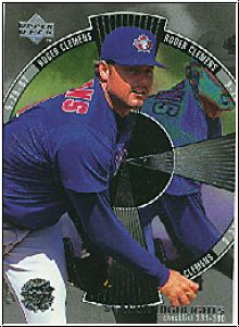 MLB 1998 Upper Deck - No 534 - Roger Clemens