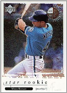 MLB 1998 Upper Deck - No 3 of 10 - Mark Kotsay