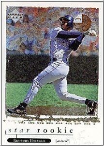 MLB 1998 Upper Deck - No 9 of 10 - Richard Hidalgo