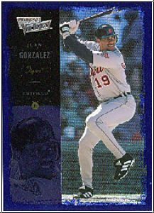 MLB 2000 Ultimate Victory - No 32 - Juan Gonzalez