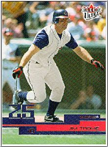 MLB 2003 Ultra - No 180 - Jim Thome