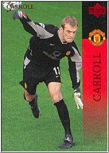 Fussball 2003 / 04 Upper Deck Manchester United - No 95