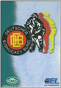 DEL 1999 / 00 No 366 - Teamcard DEB Deutscher Eishockey Bund