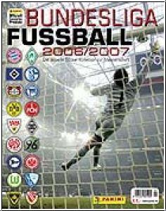 Fussball 2006 / 07 Panini Bundesliga Sticker Album