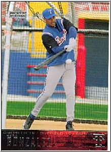 MLB 2004 Upper Deck - No 83 - Juan Gonzalez