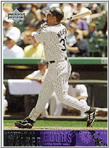MLB 2004 Upper Deck - No 253 - Larry Walker