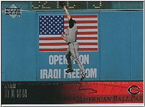 MLB 2004 Upper Deck - No 246 - Adam Dunn