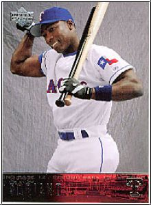 MLB 2004 Upper Deck - No 401 - Alfonso Soriano