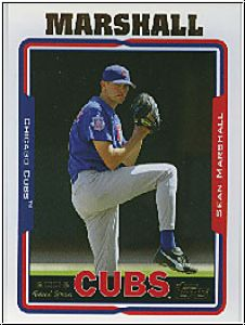MLB 2005 Topps - No 306 - Sean Marshall