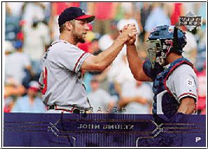 MLB 2005 Upper Deck - No 18 - John Smoltz