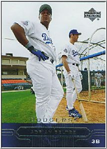 MLB 2005 Upper Deck - No 99 - Adrian Beltre