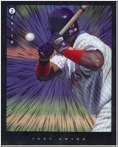 MLB 1997 Zenith 8x10 - No 2 of 24 - Tony Gwynn