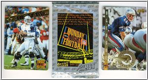 NFL 1995 Action Packed Monday Night Football Promos