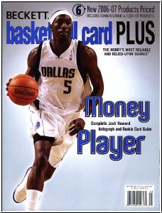 NBA Beckett Card Plus - März/April 2007