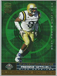 NFL 2001 Crown Royale 21st Century Rookies - No 16 - Mitchell