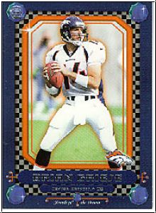 NFL 2001 Crown Royale Jewels of the Crown - No 8 - Griese
