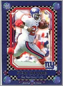 NFL 2001 Crown Royale Jewels of the Crown - No 16 - Dayne