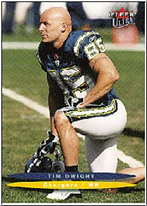 NFL 2003 Ultra - No 37 - Tim Dwight