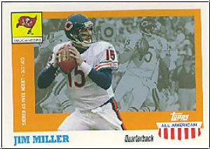 NFL 2003 Topps All American - No 37 - Jim Miller
