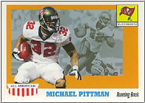 NFL 2003 Topps All American - No 99 - Michael Pittman